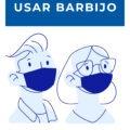🖨️ 6 Carteles de uso obligatorio de barbijo para imprimir GRATIS